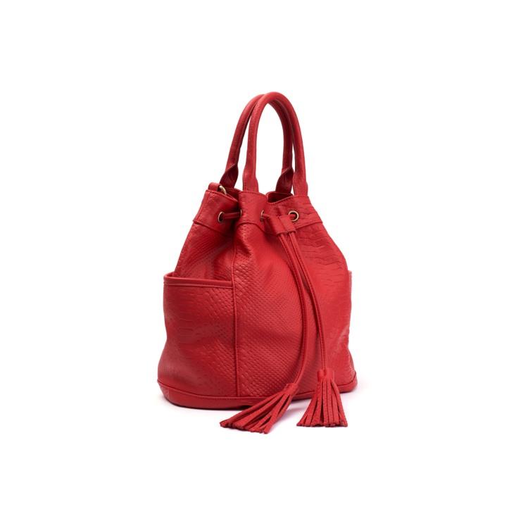 Håndtaske Rød 3
