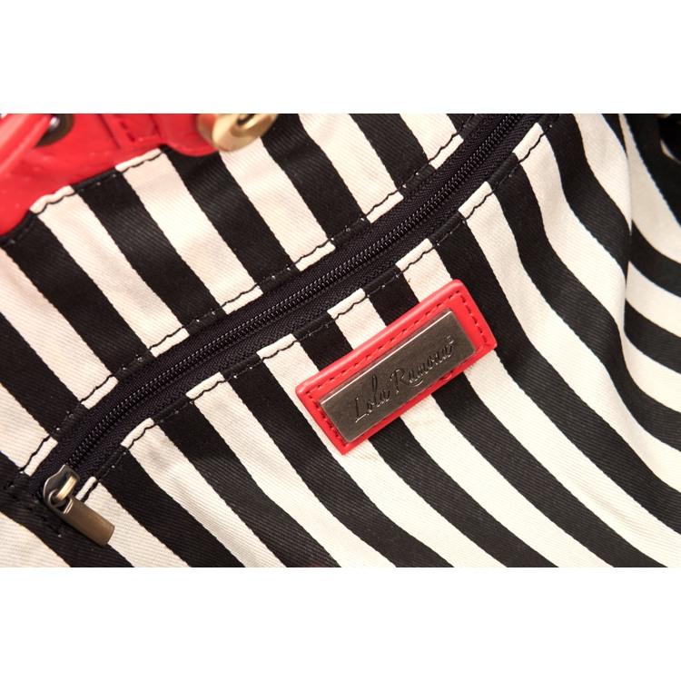 Håndtaske Rød 4