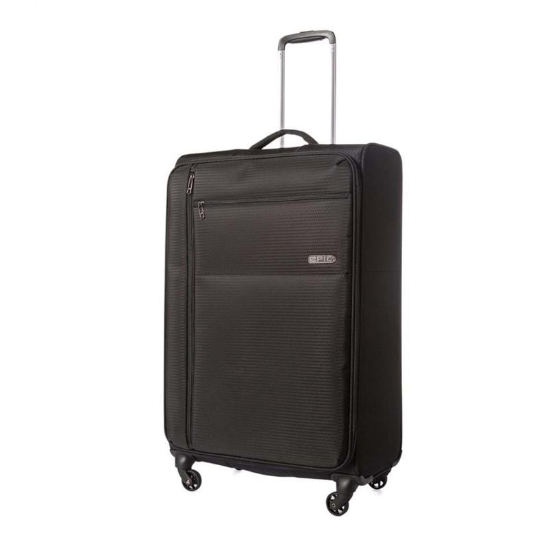 Epic Kuffert Nano 76 cm Sort 2