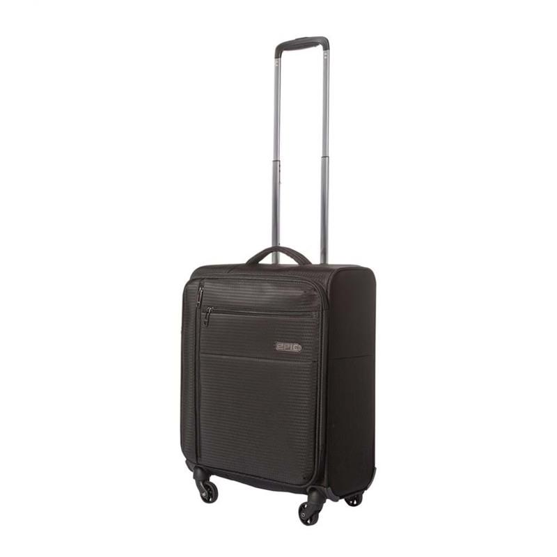 Epic Kuffert Nano 55 cm Sort 2