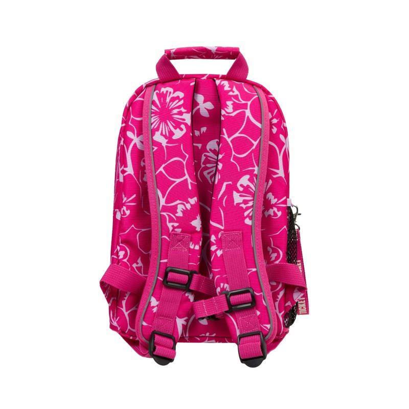 Rygsæk - Beginners Girl Pink Blomst 2