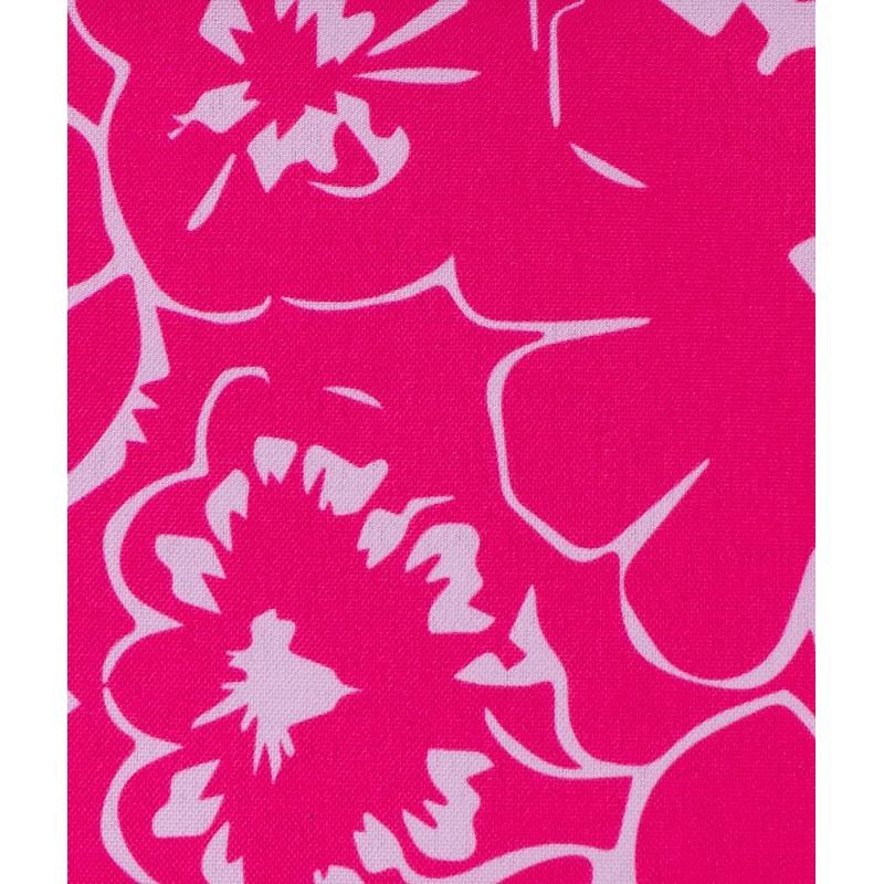 Penalhus Big Girl Pink Blomst 4