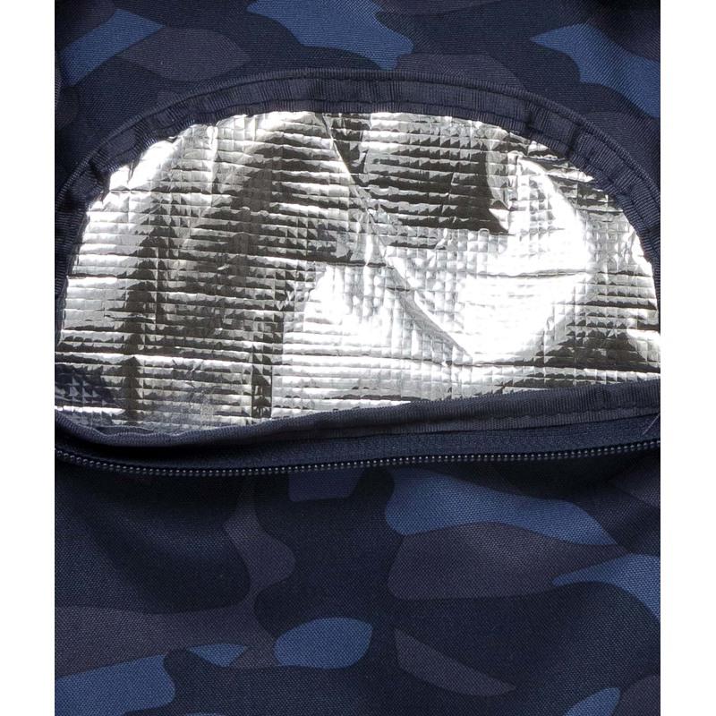 Børne rygsæk Blå camuflage 5