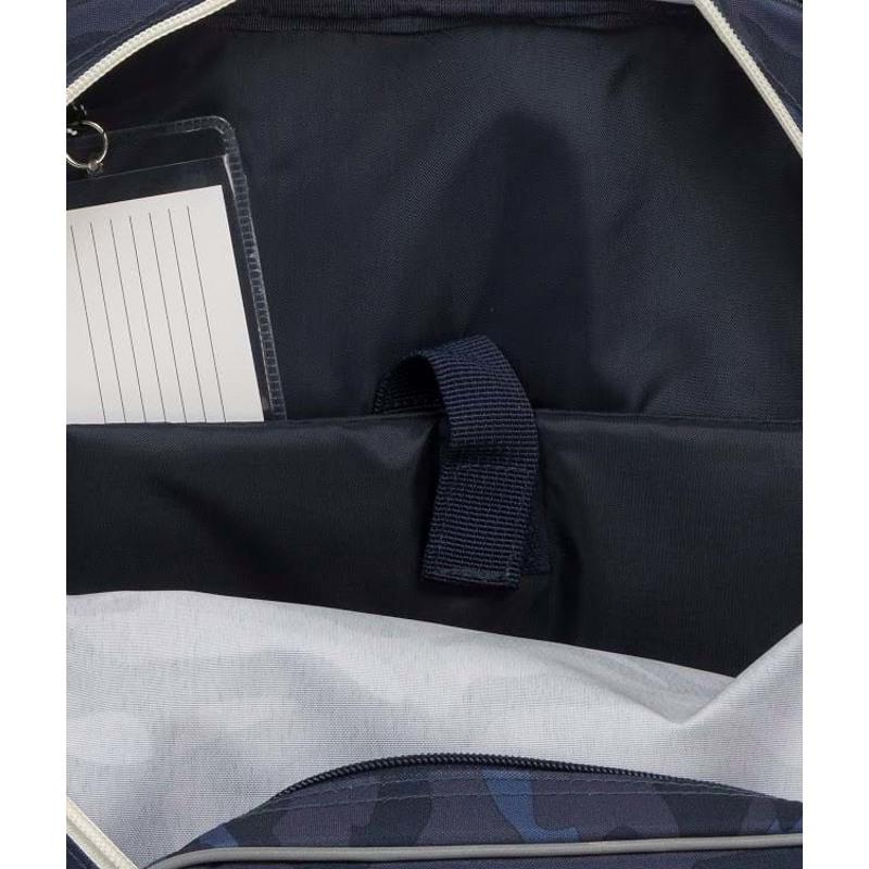 Skoletaske/rygsæk-Boy-Classic Blå camuflage 5