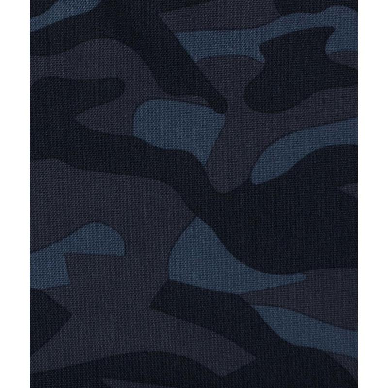 Penalhus -stor- Boys Blå camuflage 4