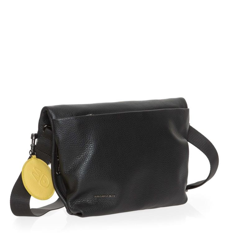 Mandarina Duck Crossbody Mellow Leather Sort 2