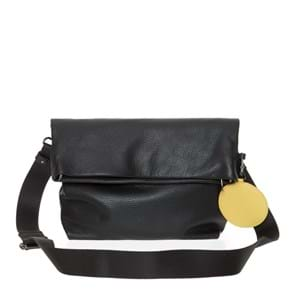 Mandarina Duck Crossbody Mellow Leather Sort 3
