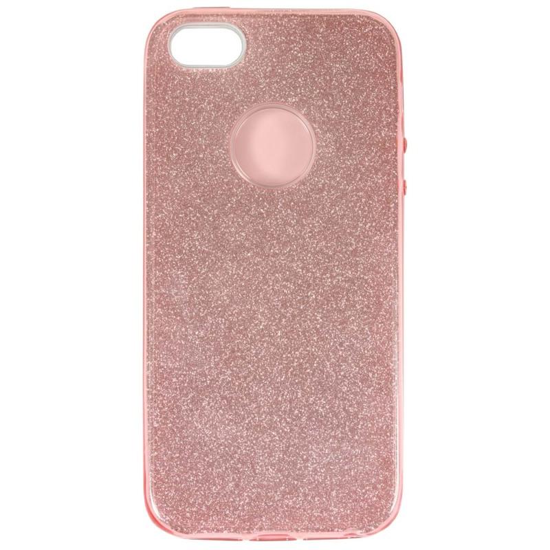 Estuff Mobilcover iPhone SE/5S Rosa 1