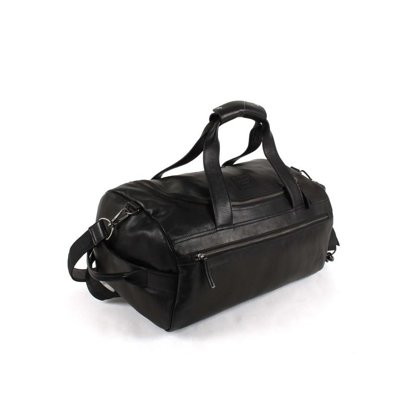 Still Nordic Sportsbag Multi Frill Sort 2