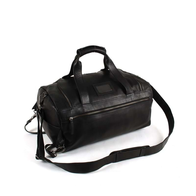 Still Nordic Sportsbag Multi Frill Sort 3