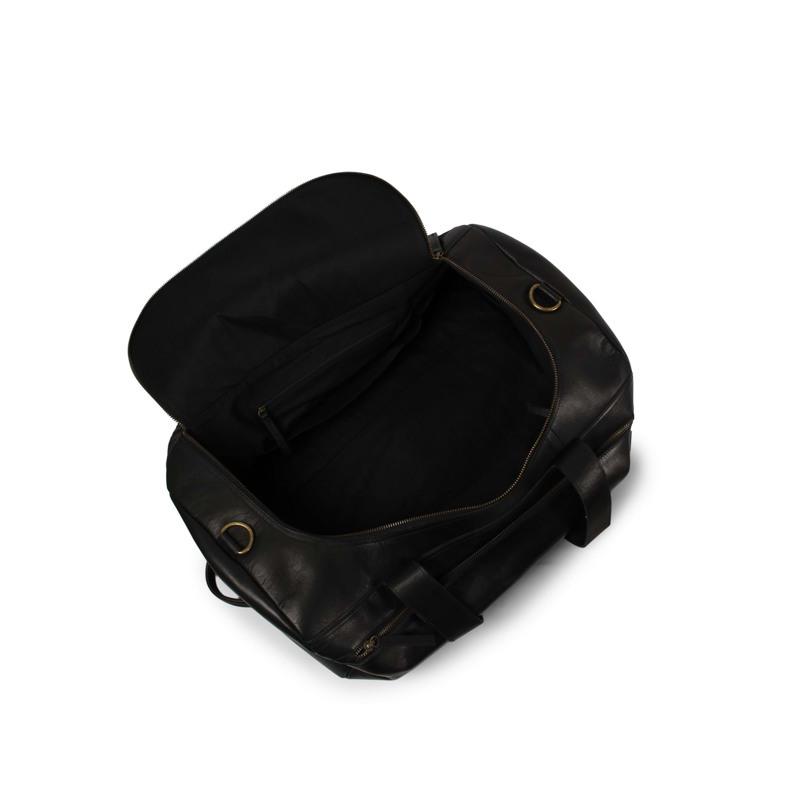 Still Nordic Sportsbag Multi Frill Sort 4