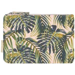 Bella Ballou Clutch, Palm Leaves Grøn mønster 1