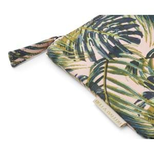 Bella Ballou Clutch, Palm Leaves Grøn mønster 2