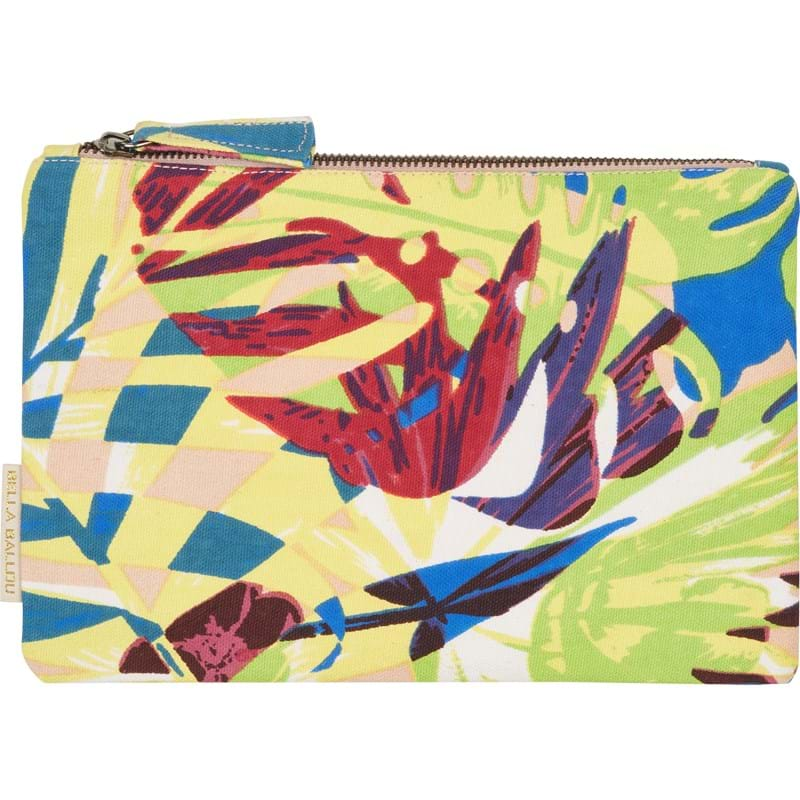 Bella Ballou Clutch, Jungle Big Clutch Lime 1