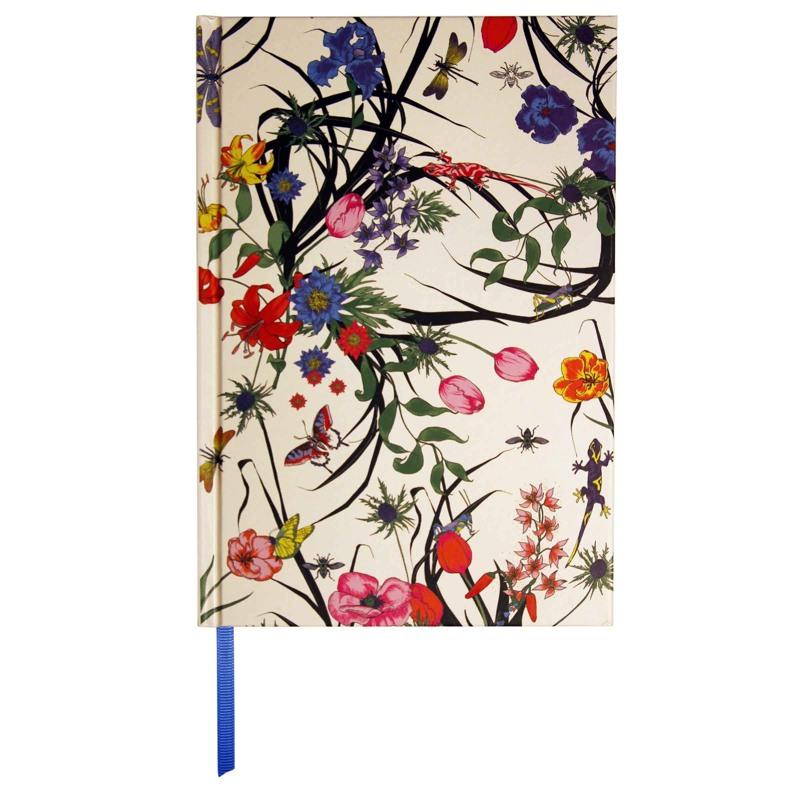 Bella Ballou Notebook, Living Garden A5 Hvid 1