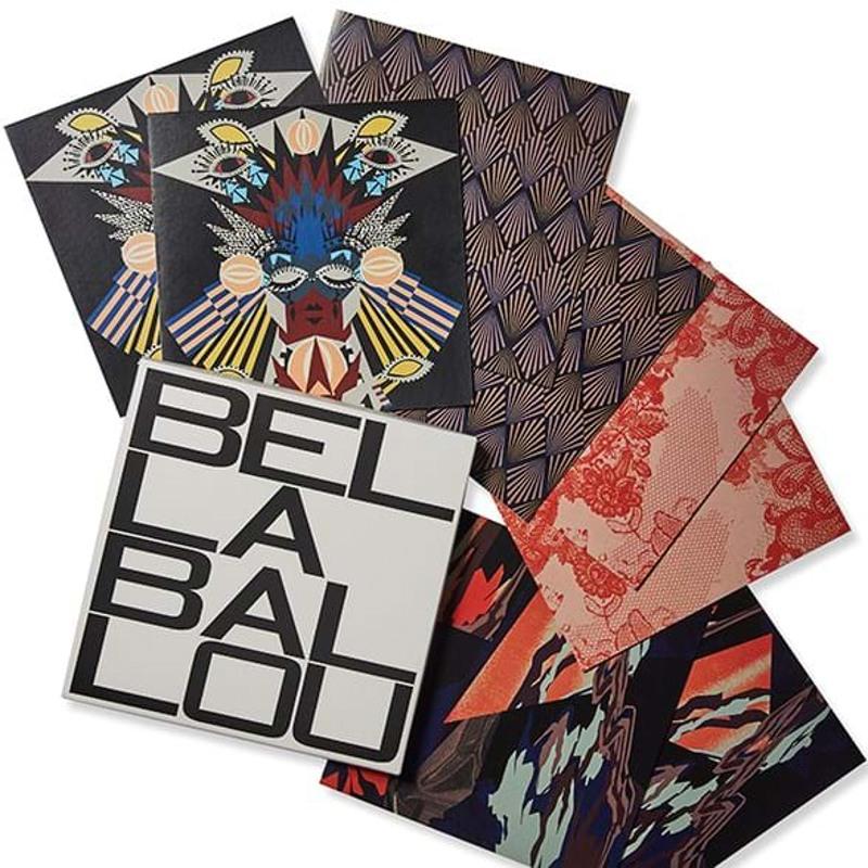 Bella Ballou Kort Multi 1