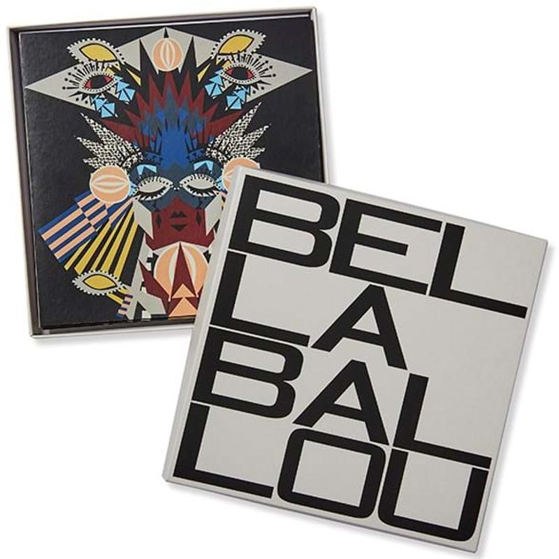 Bella Ballou Kort Multi 2