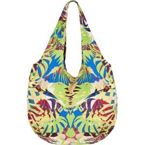 Bella Ballou Skuldertaske, Jungle Beach Bag Lime 1