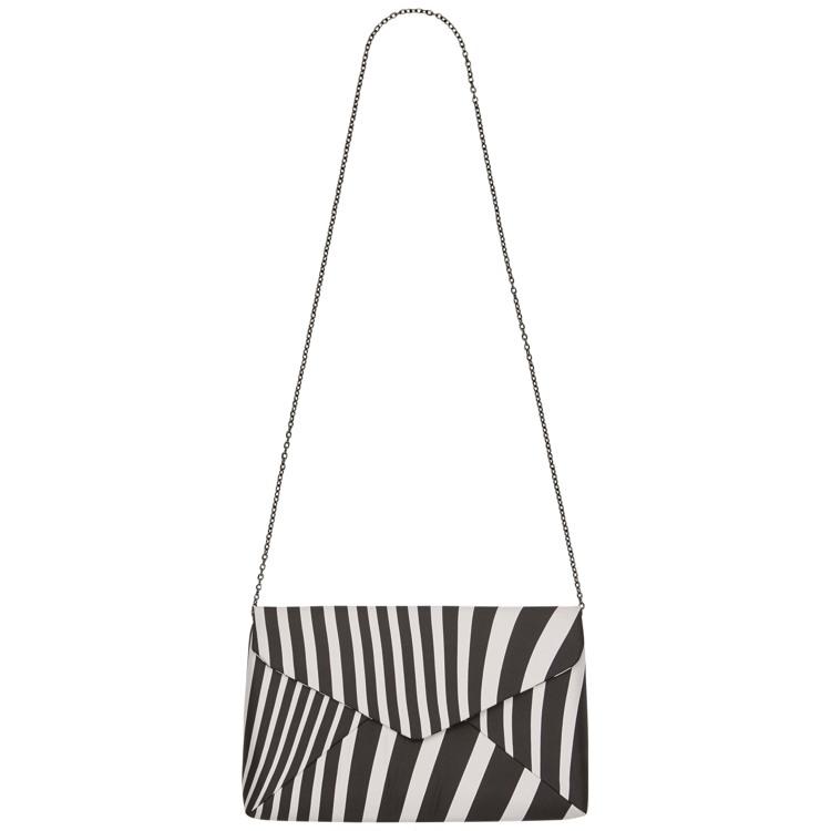 Bella Ballou Clutch, Funky Stripes Stribet 1