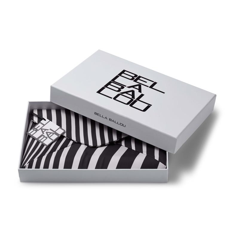 Bella Ballou Clutch, Funky Stripes Stribet 2