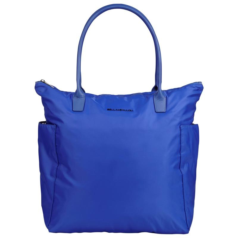 Bella Ballou Shopper, Solid Blå 1