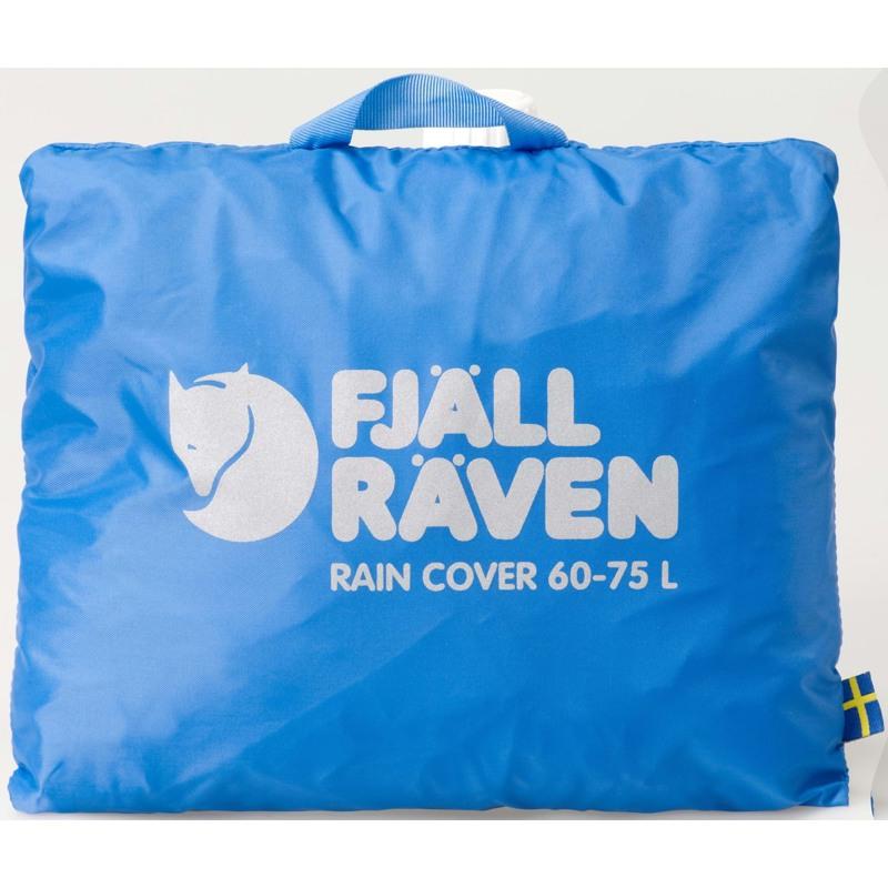 Fjällräven Regnslag Rain Cover Blå 2