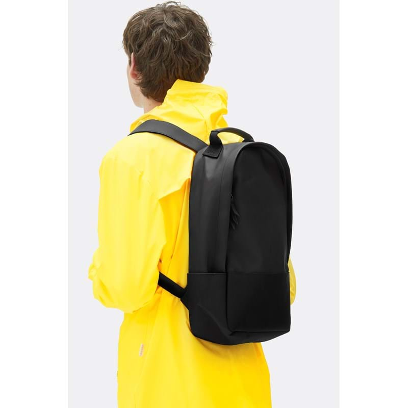 Rains Rygsæk City Backpack Sort 3
