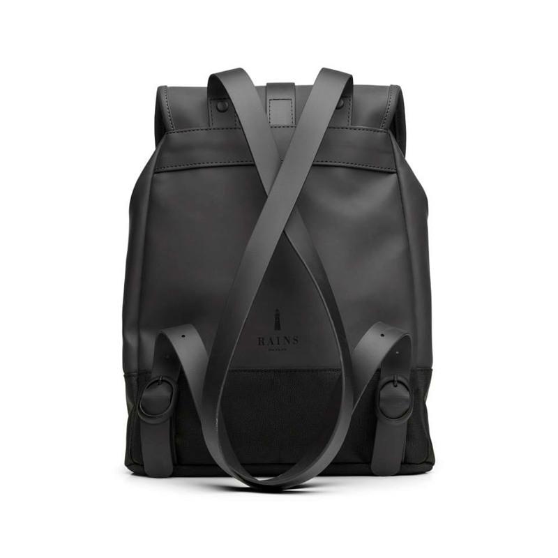 Rains Rygsæk Drawstring Backpack Sort 2