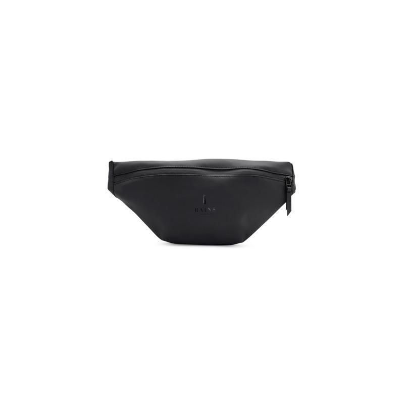 Rains Bæltetaske Bum Bag Sort 1