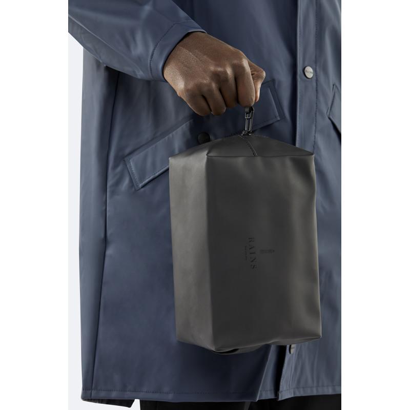 Rains Toilettaske Wash Bag S Sort 3