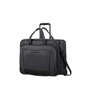 "Samsonite Businesskuffert Pro DLX 17"" Sort alt image"