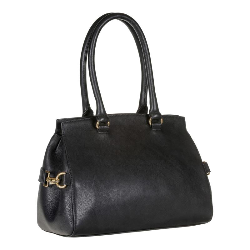 Depeche Håndtaske Large Sort 2