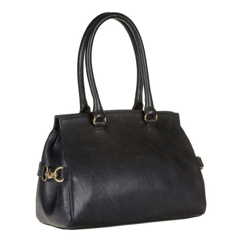 Depeche Håndtaske Large Sort 1