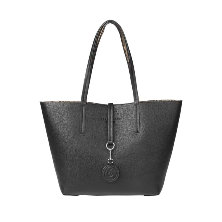 Rosemunde Shopper Vesna Sort 1