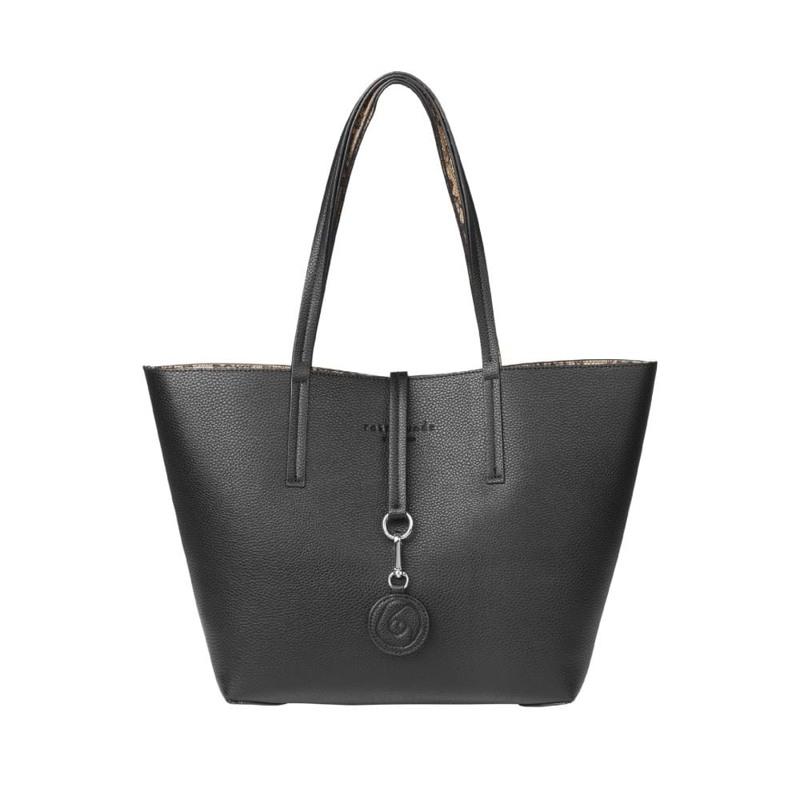 Rosemunde Shopper Vesna Sort 1