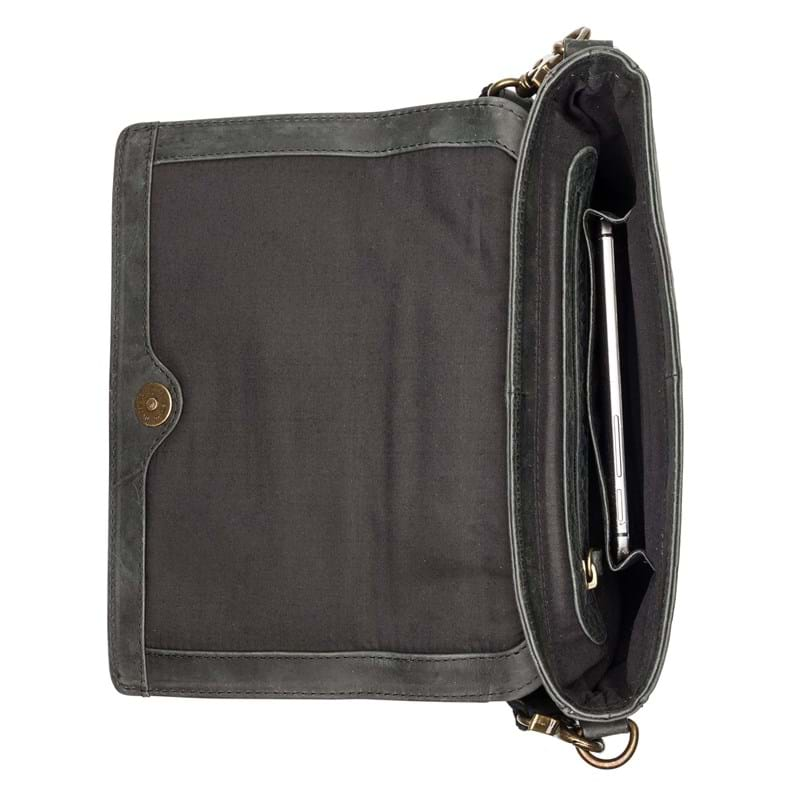 Burkely Håndtaske Flow Fem Sort 2