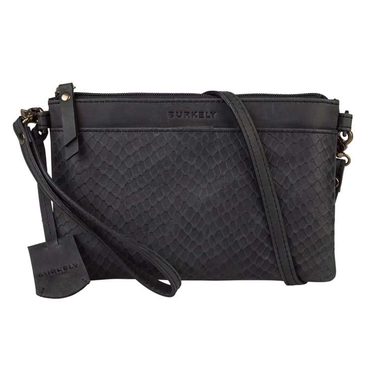 Burkely Crossbody Flow Fem X-over Sort 1