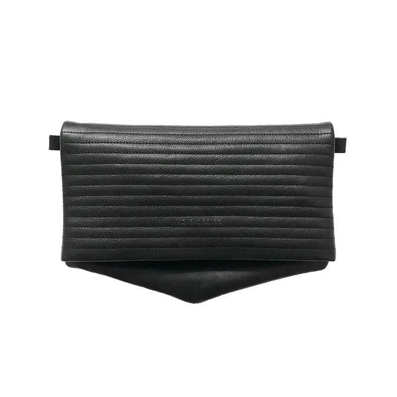 Noir Desire Combi clutch ND folded bag Sort 1