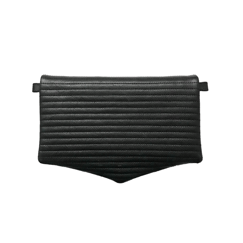 Noir Desire Combi clutch ND folded bag Sort 2