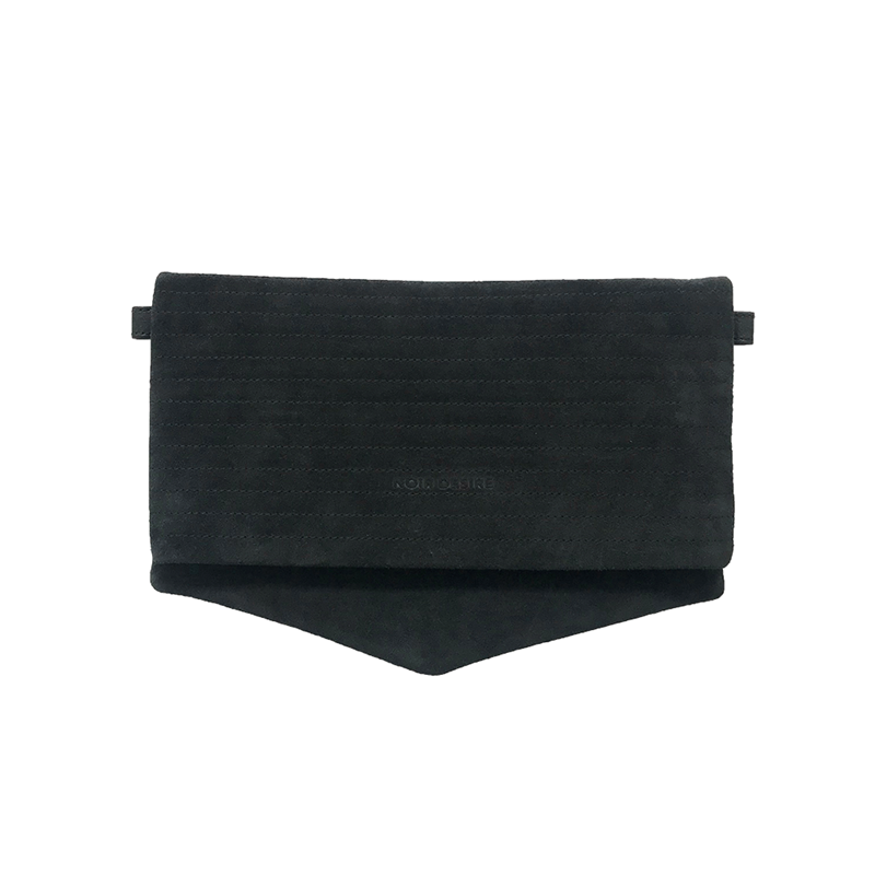Noir Desire Combi clutch ND folded bag Sort 1