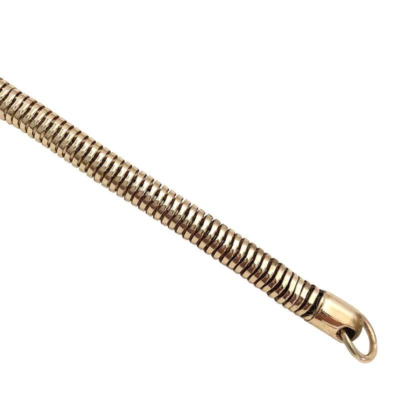 Noir Desire Taskekæde kædebælte ND 115 cm Guld 3