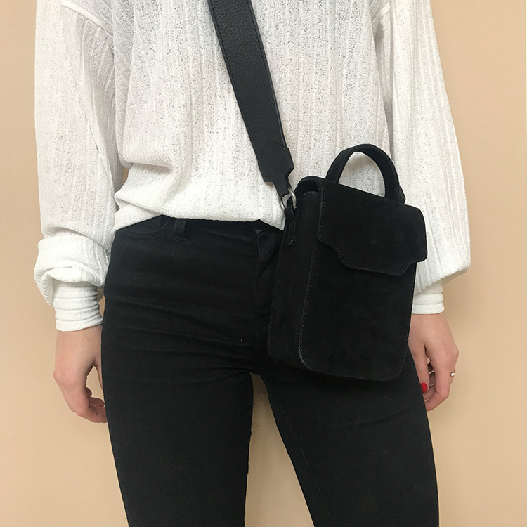 Noir Desire Crossbody ND Antony 4 Sort 3