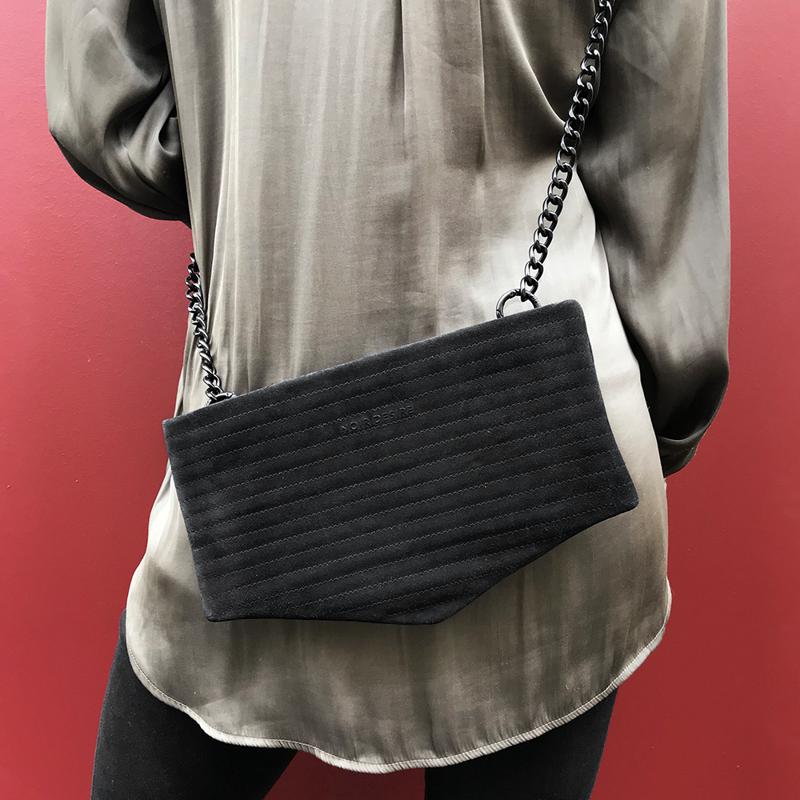 Noir Desire Combi clutch ND bag 5 Sort 4