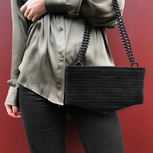 Noir Desire Combi clutch ND bag 5 Sort 5