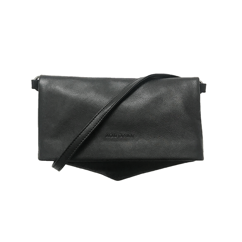 Noir Desire Combi clutch ND folded bag 2 Sort 1