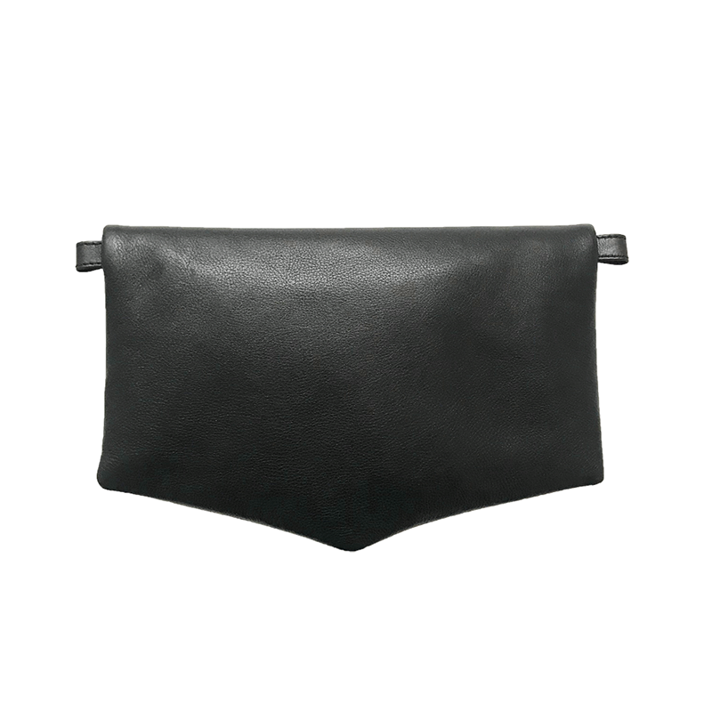 Noir Desire Combi clutch ND folded bag 2 Sort 2