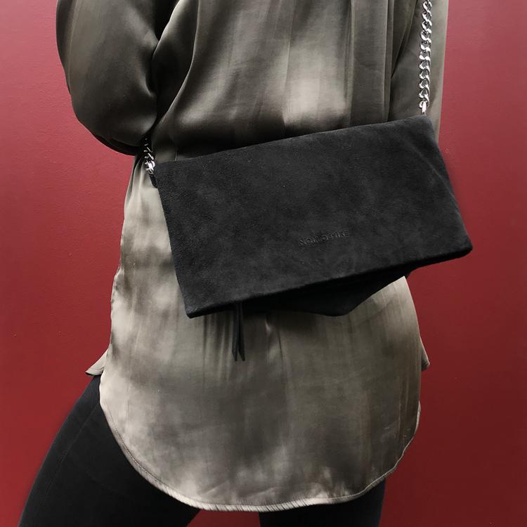 Noir Desire Combi clutch ND folded bag 9 Sort 5