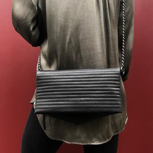 Noir Desire Combi clutch ND folded bag 7 Sort 4