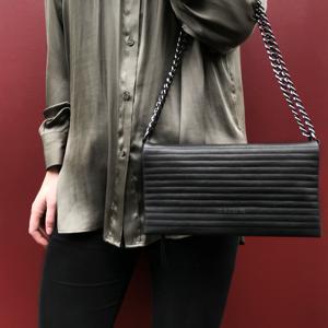 Noir Desire Combi clutch ND folded bag 7 Sort 5
