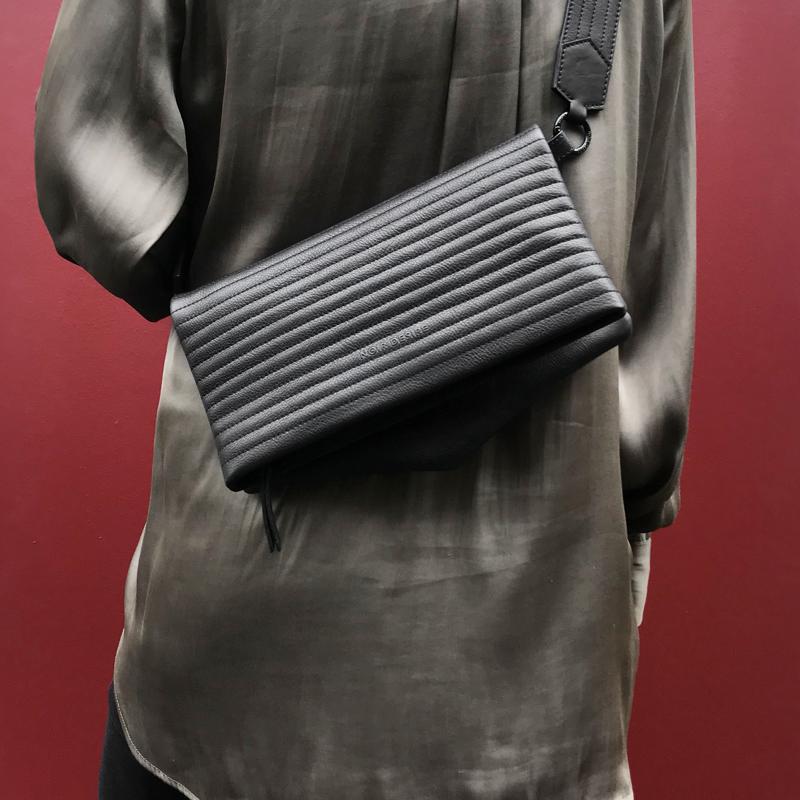 Noir Desire Combi clutch ND folded bag 6 Sort 4